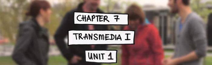 Transmedia Storytelling Part 1